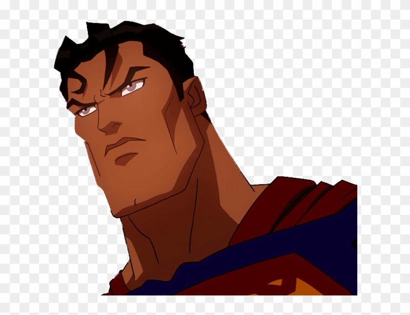 Handsome Man Meme Super Homem Rosto Desenho Clipart 355611