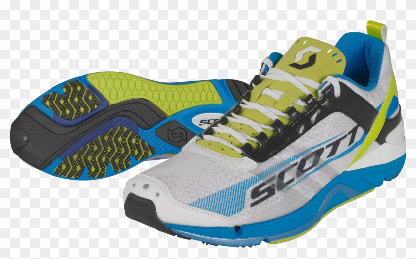 Running Shoes Png Image - Men's Running Shoes Png Clipart #356748