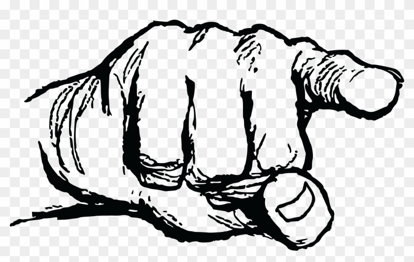 free clipart of a pointer finger pointing hand vector png transparent png 359076 pikpng free clipart of a pointer finger