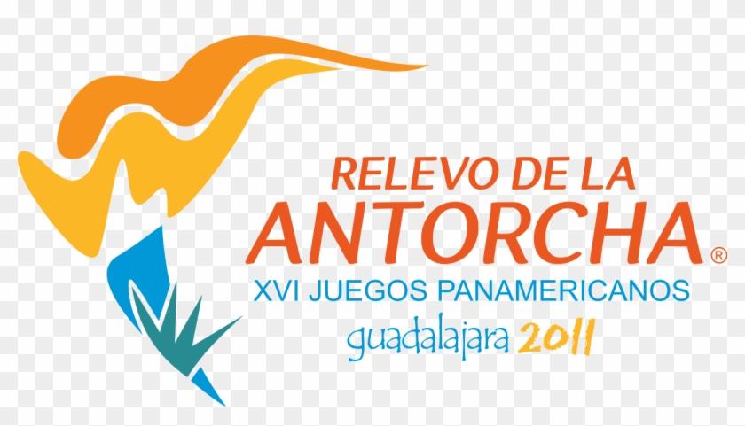 2011 Pan American Games Torch Relay - 2011 Pan American Games Clipart #3500046