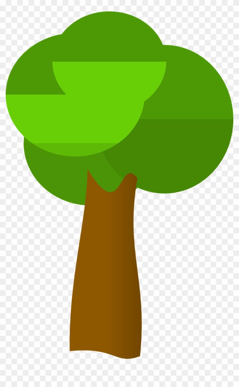 Tree Green Life - Arvore Verde Png Clipart #3512661