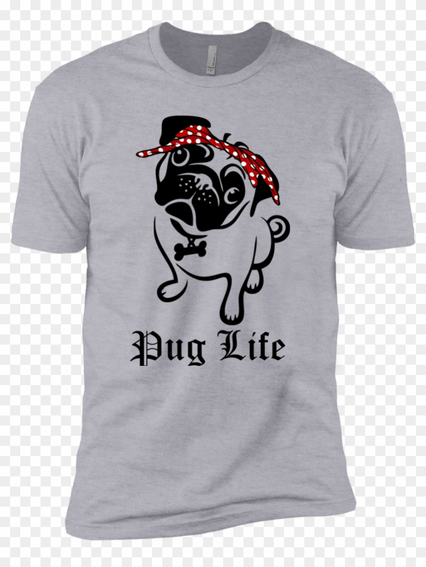 Pug Life - Property Of Area 51 Clipart #3515279