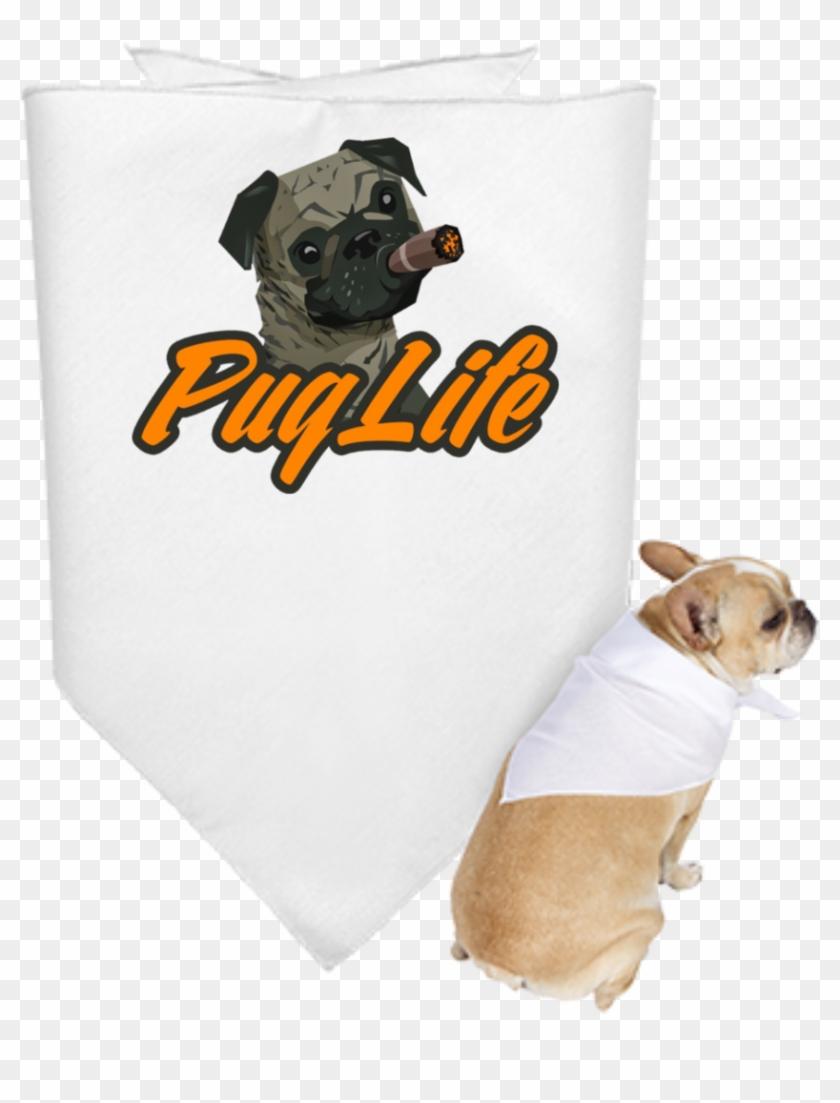 Pug Life Entertainment Clipart #3515991