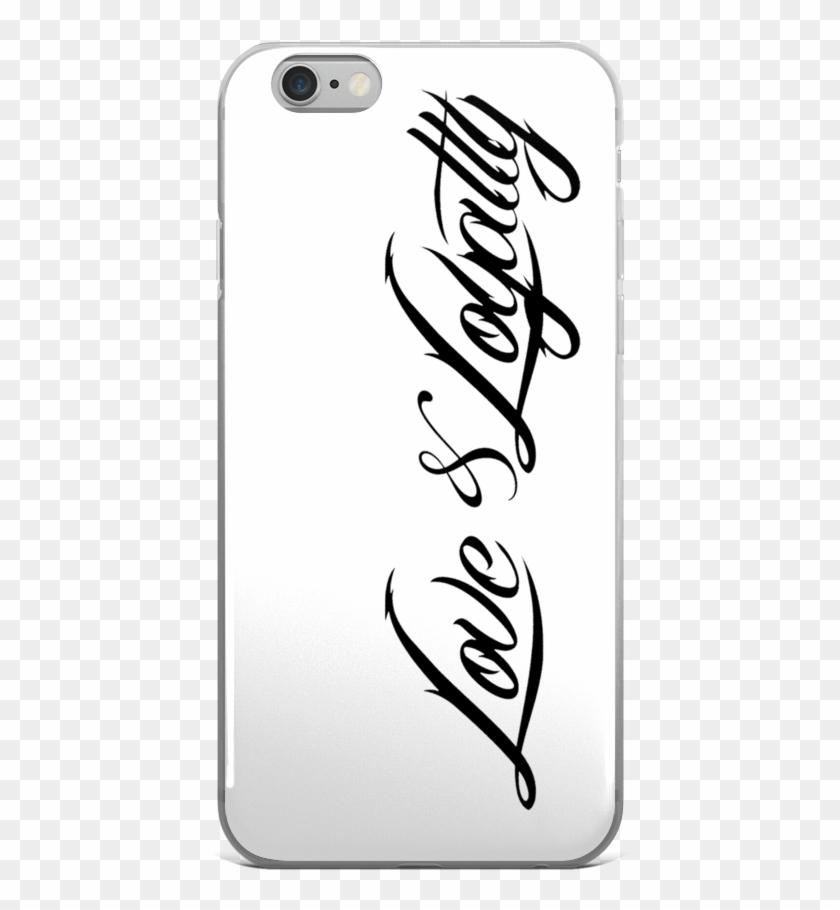 Iphone 5/5s/se, 6/6s, 6/6s Plus Case Love & Loyalty - Mobile Phone Case Clipart #3523277