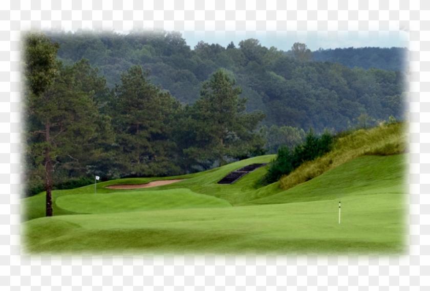 Golf Course Clipart #3531615