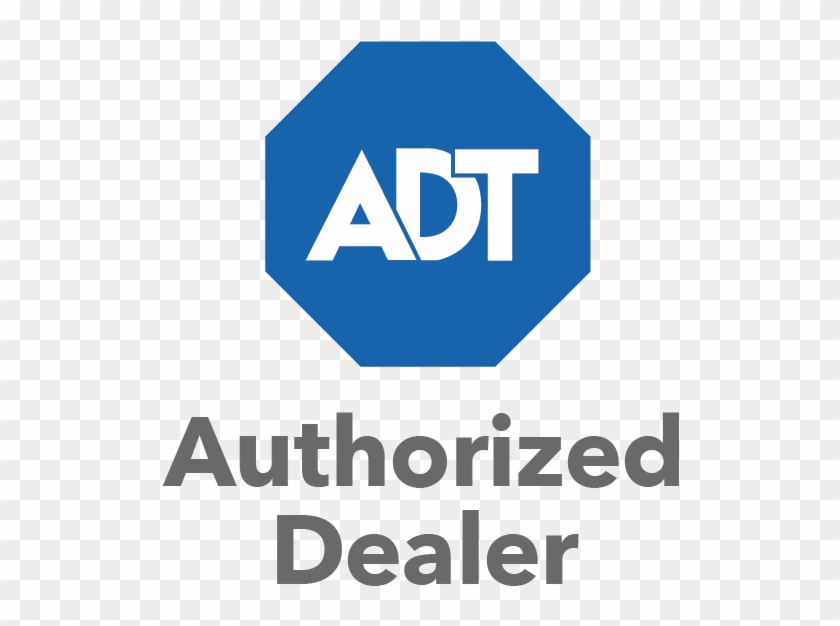 Adt Logo Adt Home Security Alarm Systems Safestreetsusa Adt Home Security Authorized Dealer Clipart 3534923 Pikpng