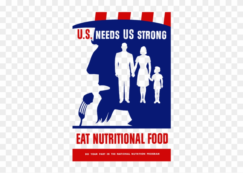 Click And Drag To Re-position The Image, If Desired - Us Needs Us Strong Poster Clipart #3535736