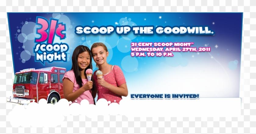 Save The Date - Baskin Robbins Facebook Banner Clipart #3545909