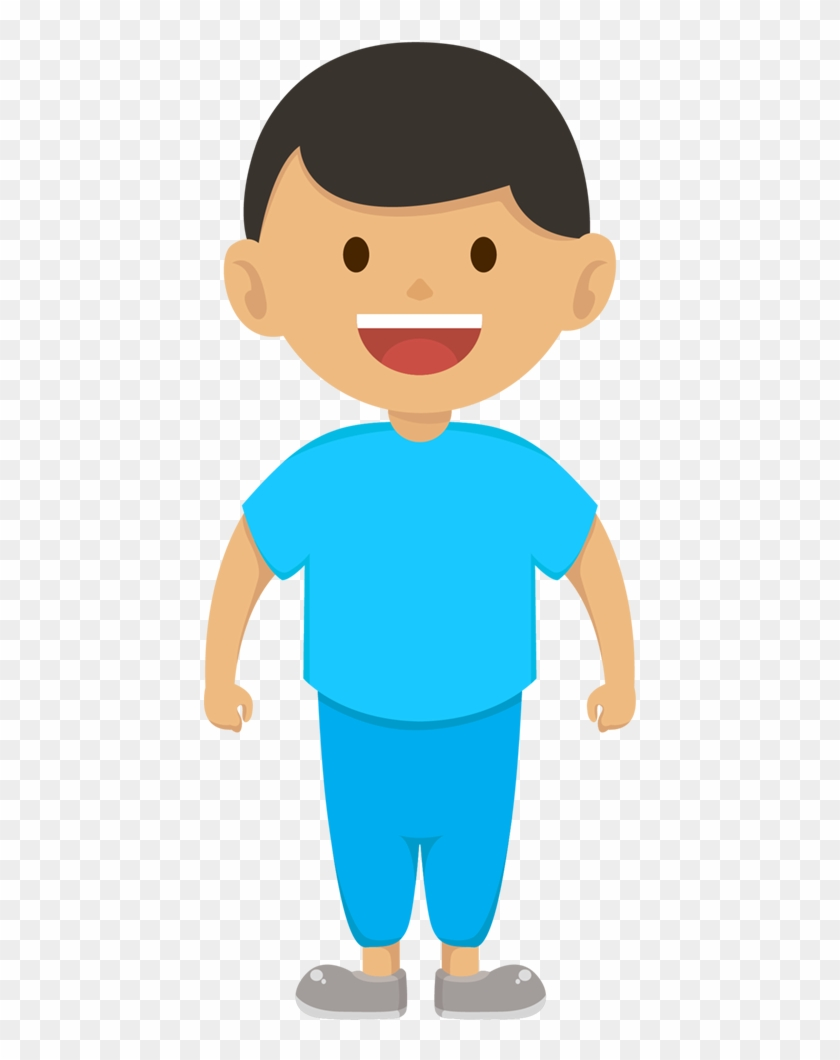 Select Your Body Parts Boy Full Body Clipart Png Transparent Png 3552111 Pikpng