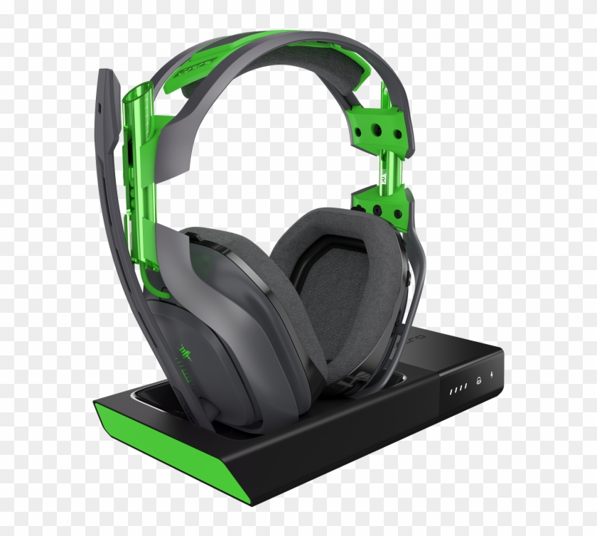 Astro Gaming's A50 Gets An Upgrade - Astro A50 Xbox One Clipart #3556608