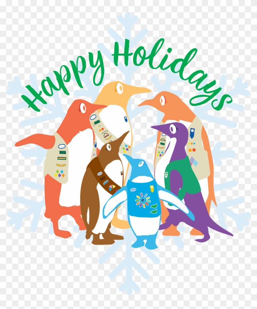 Happy Holidays From Our Family To Yours - Illustration Clipart #3558483