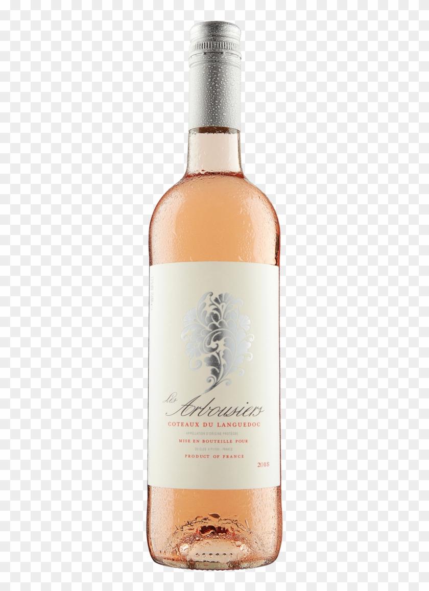 Les Arbousiers Coteaux Du Languedoc Cinsault Grenache - Glass Bottle Clipart #3573137