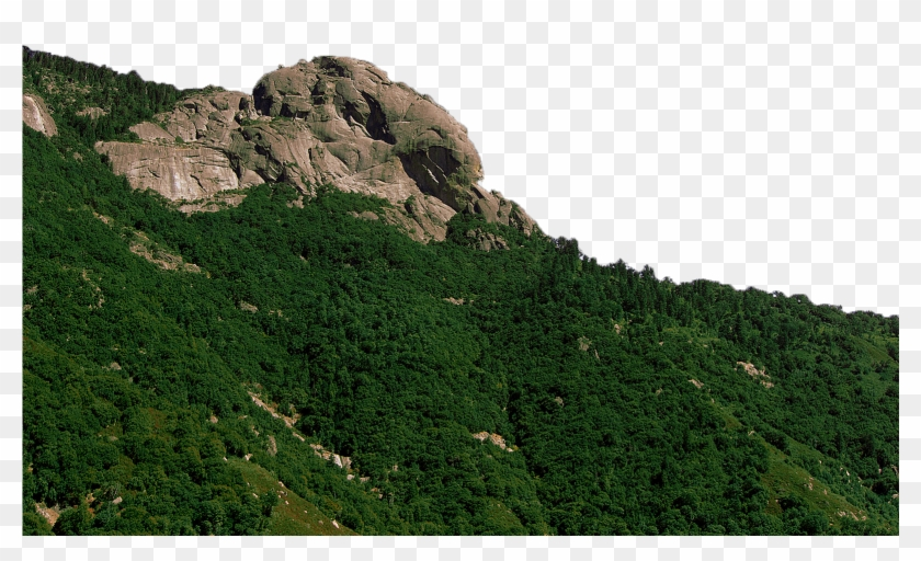 Sequoia National Park, Moro Rock , Png Download - Sequoia National Park, Moro Rock Clipart #3576800