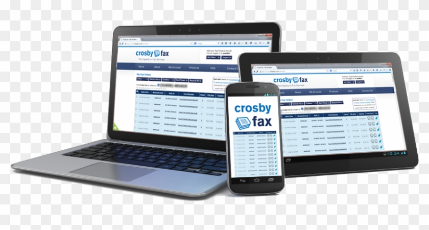 With Fax To Email From Crosby Fax®, You Can Send And - Online Learning Images Png Clipart #3585818
