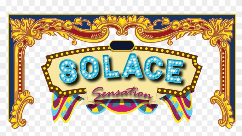 Thank You For Your Support Of The Upcoming Solace Sensation, - Illustration Clipart #3588093