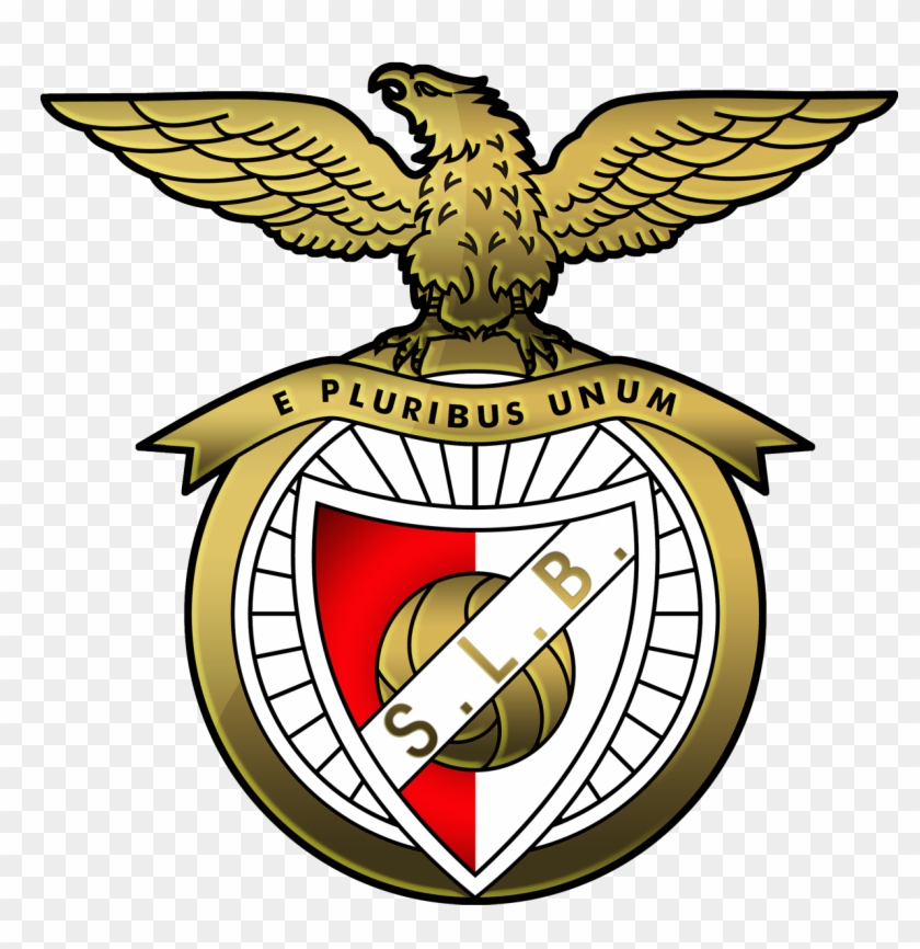 Logo Benfica Png - S.l. Benfica Clipart (#3589835) - PikPng