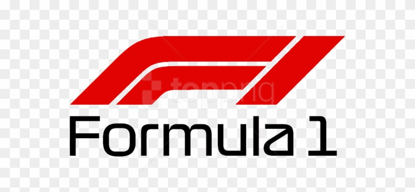 Free Png Formula 1 Logo Png Images Transparent - Formula 1 Logo 2018 Clipart #3592561