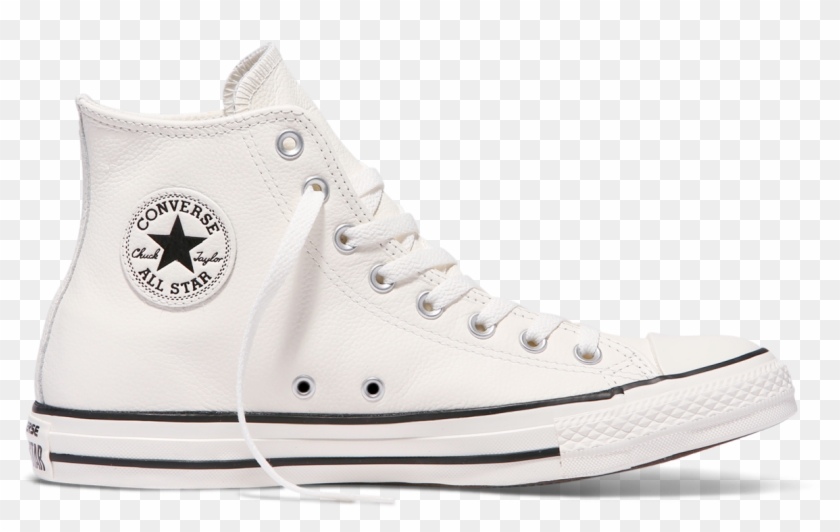 Converse Transparent 70 Black Suede - Chuck Taylor All Star Tumble Leather Clipart #3594182