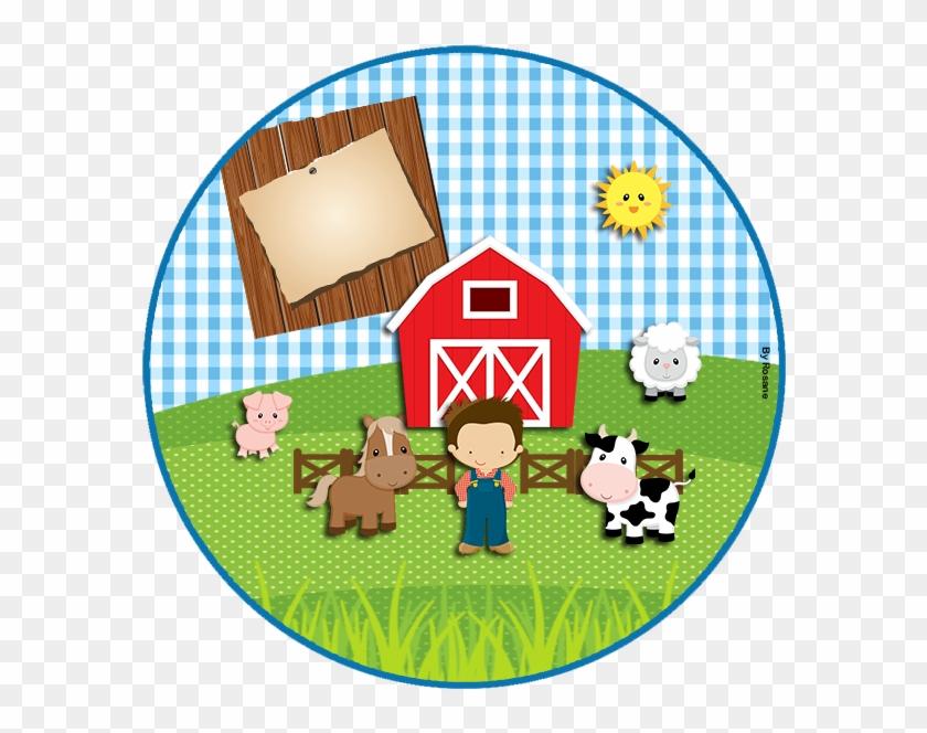 Tag Fazendinha Png Kit P Imprimir Fazendinha Clipart 3594290