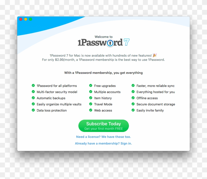 If You Want To Explore The 1password - 1password Standalone Clipart #3594569