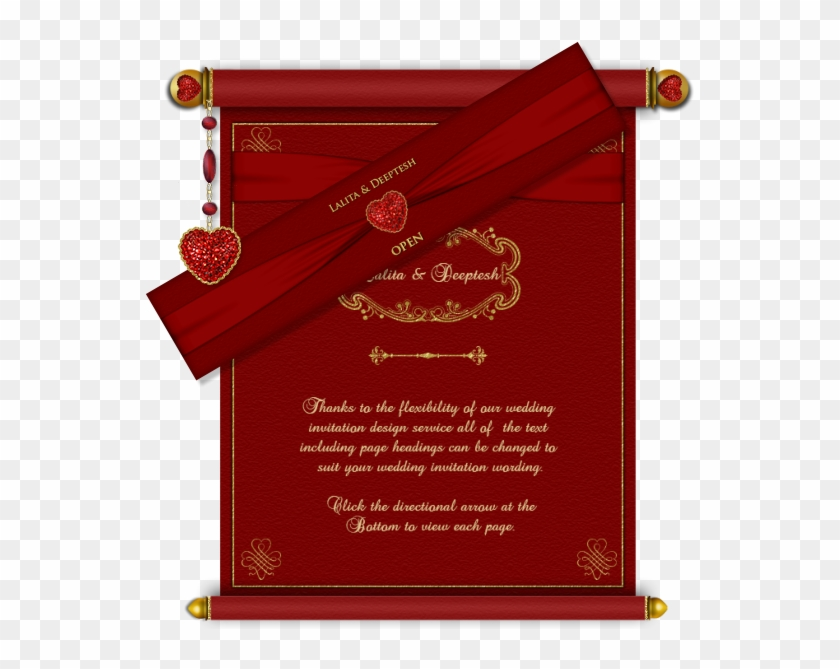 Wedding Cards Png Old Invitation Card Design Transparent