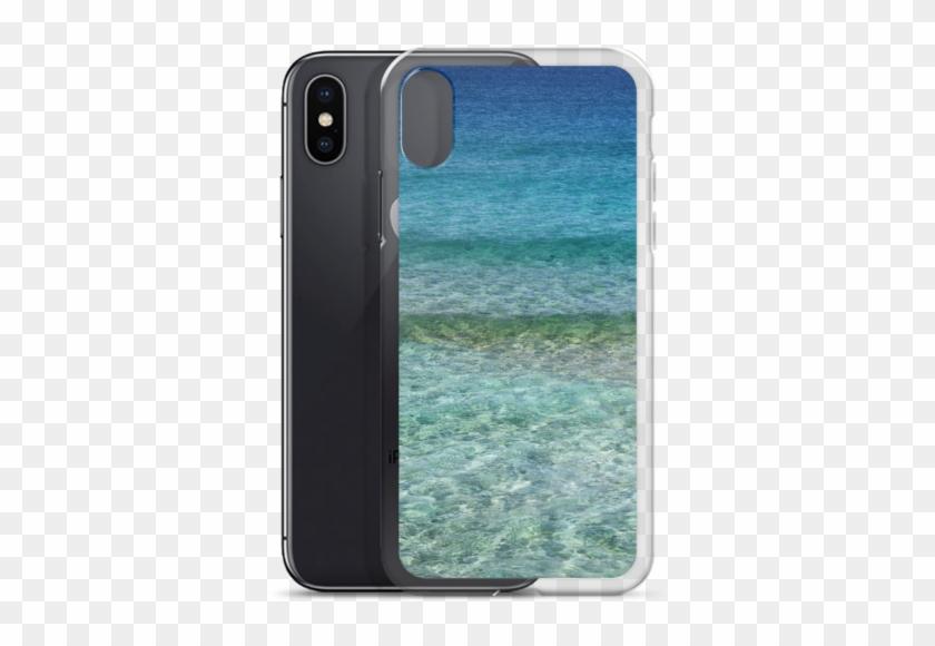 Ocean Water & Sand Iphone Case - Fundas De Iphone De Bulldog Frances Clipart #364507