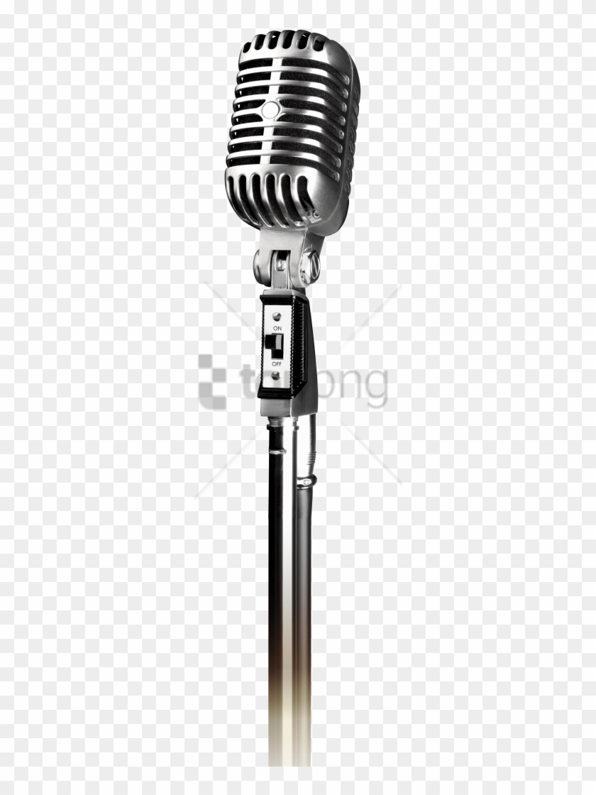 Free Png Microphone Png Png Image With Transparent - Transparent Background Condenser Microphone Png Clipart #3603801