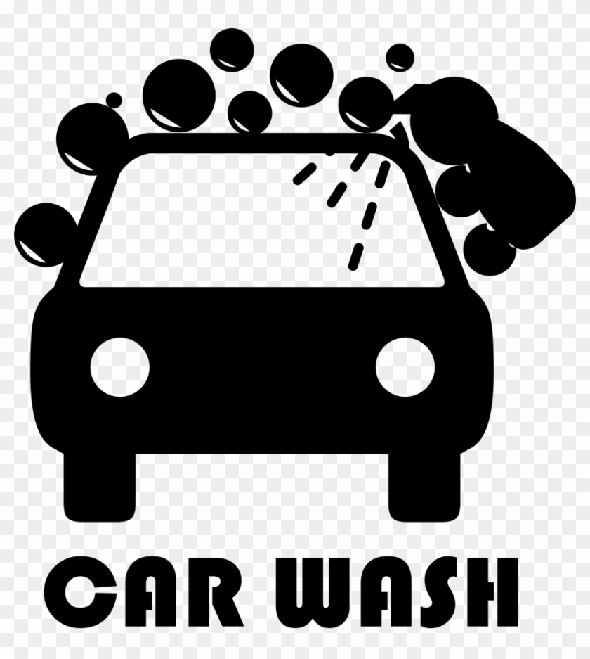 Car Wash Svg Png Icon Free Download - Car Wash Vector Icon Clipart #3621100