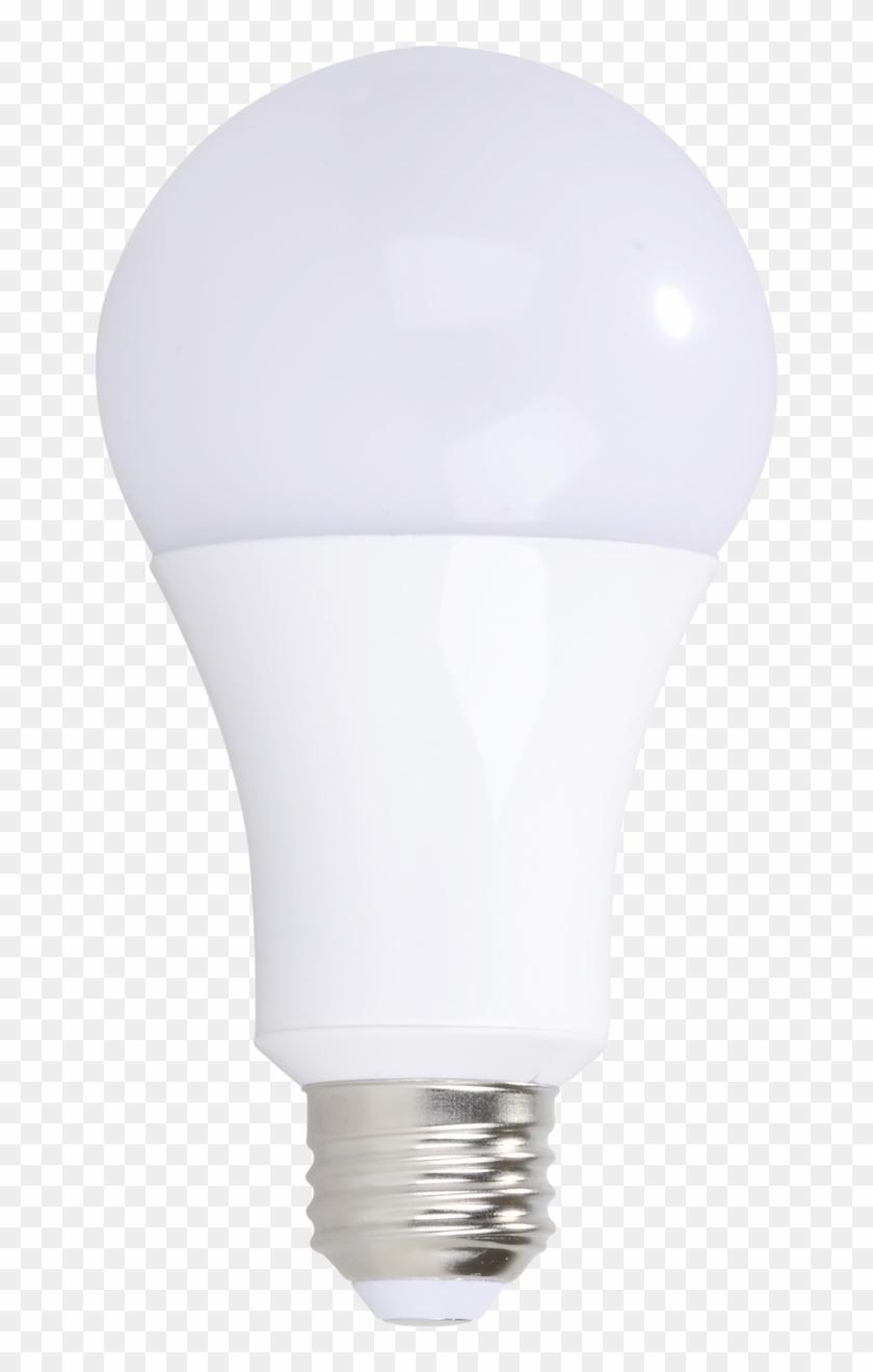 A21 Led Light Bulb 15 Watt - Incandescent Light Bulb Clipart #3626378