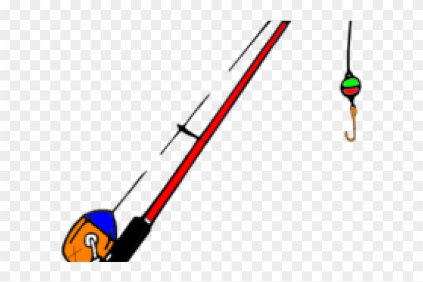 Download Fishing Pole Clipart Camping Fishing Rod Png Download 3627215 Pikpng