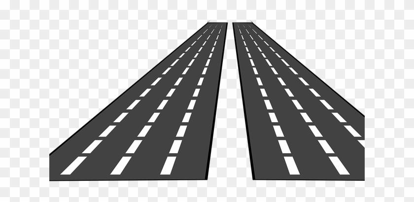 Freeway Clipart Blank Road Sign - Road Clip Art - Png ...