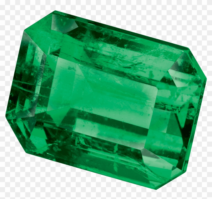 Angular Cuts In Brilliant Green Emeralds, Ice Tray, - Emerald Clipart #3632887