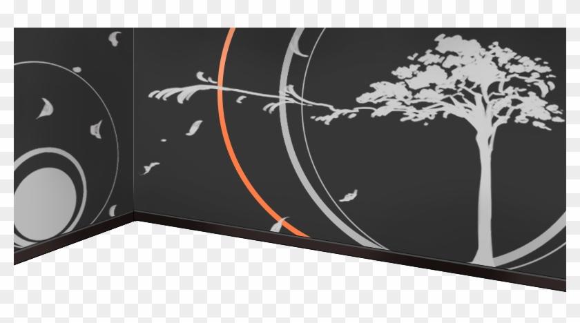 Modern Japanese Art Wallpaper Graphic Design Hd Png