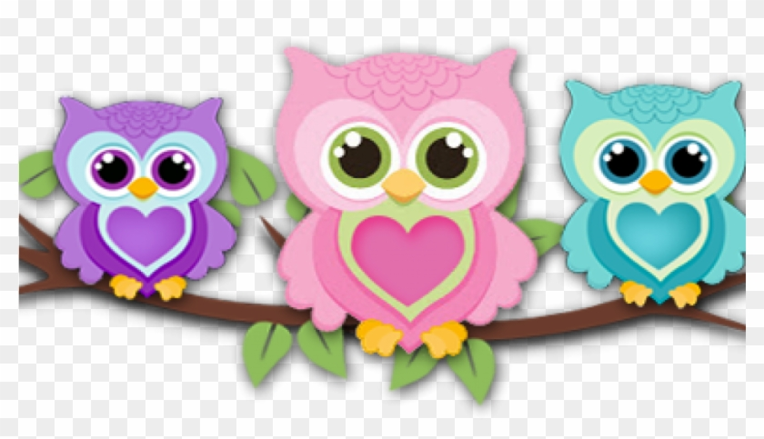 Computer Clipart Owl - Transparent Cute Owl Png #3639538
