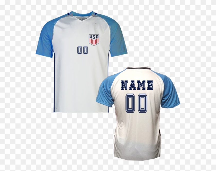 Usa Jersey - Sports Jersey Clipart (#3639608) - PikPng