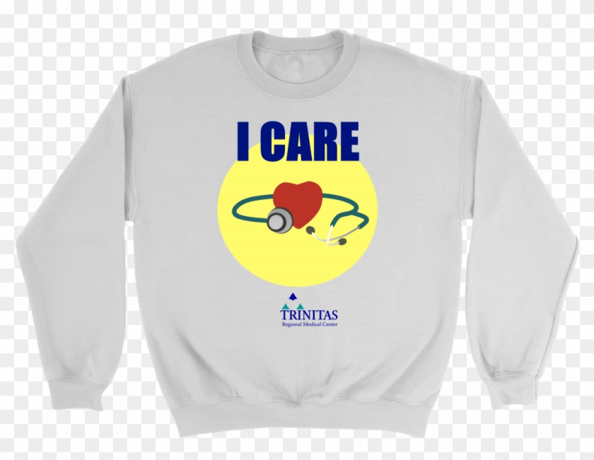 "Trmc ""i Care Heart Stethoscope"" - Lomachenko T Shirt Clipart #3646515"