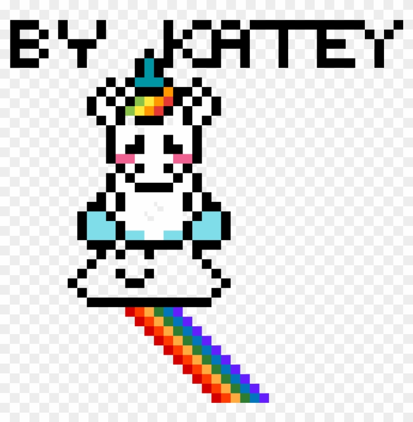 Baby Unicorn Small Cute Pixel Art Clipart 3651774 Pikpng