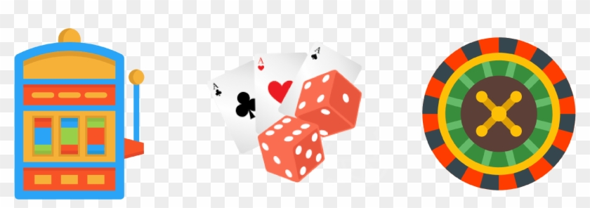 Dice- Free Gambling Clip Art - Transparent Background Dice Clipart, HD Png  Download , Transparent Png Image - PNGitem