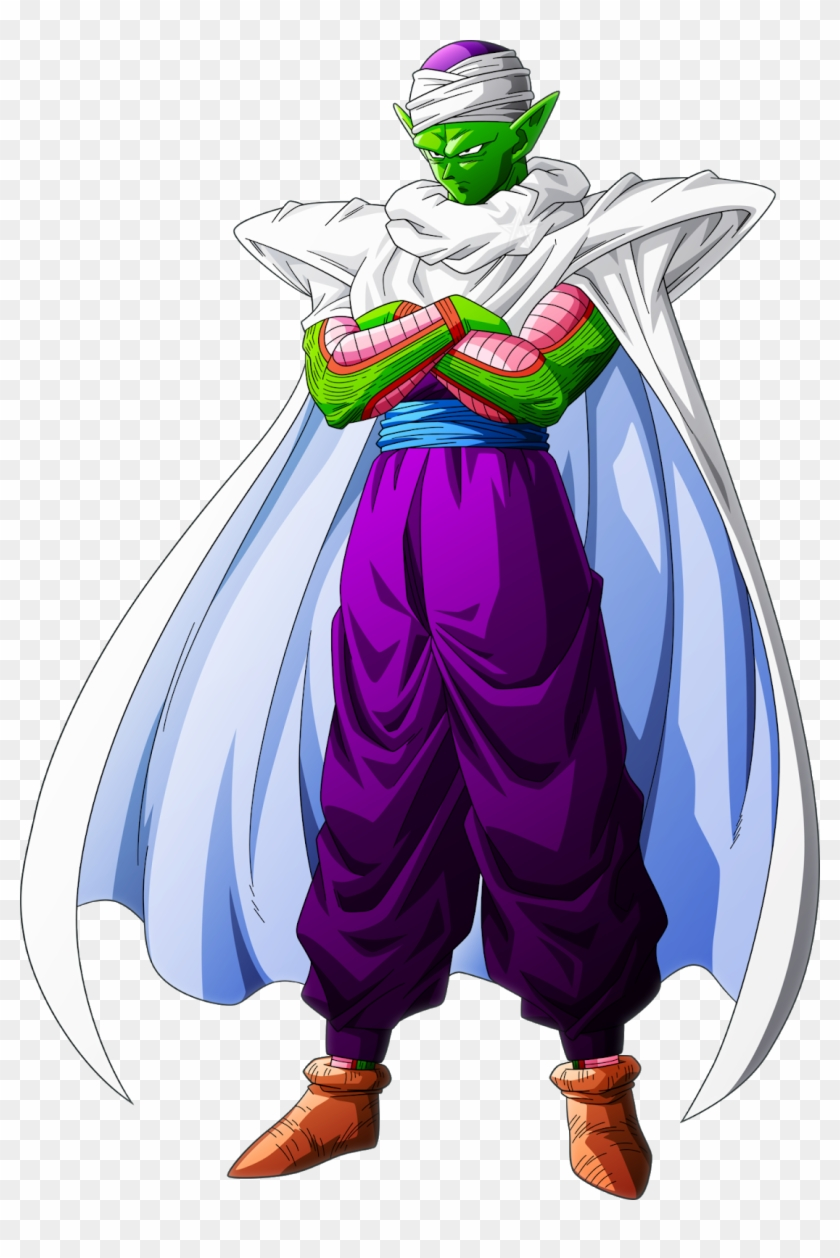 Piccolo Is Pretty Cool Dragon Ball Z Character With ...