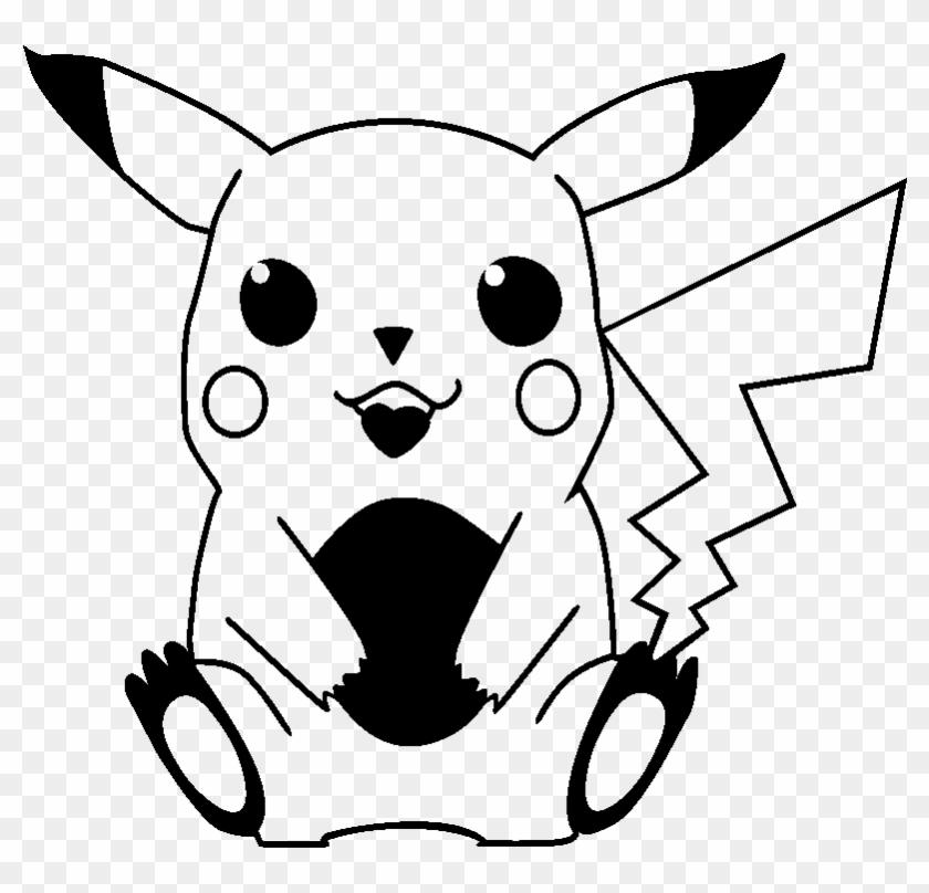 Sticker Pikachu Pokemon Ambiance Sticker Kc10863 Dessin En