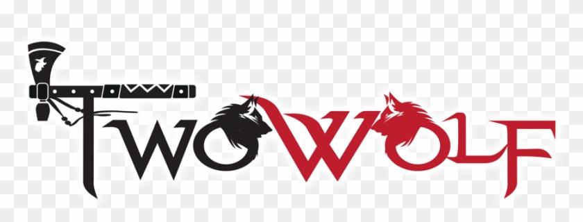 Twowolf Logo 1 - Emblem Clipart #3662175