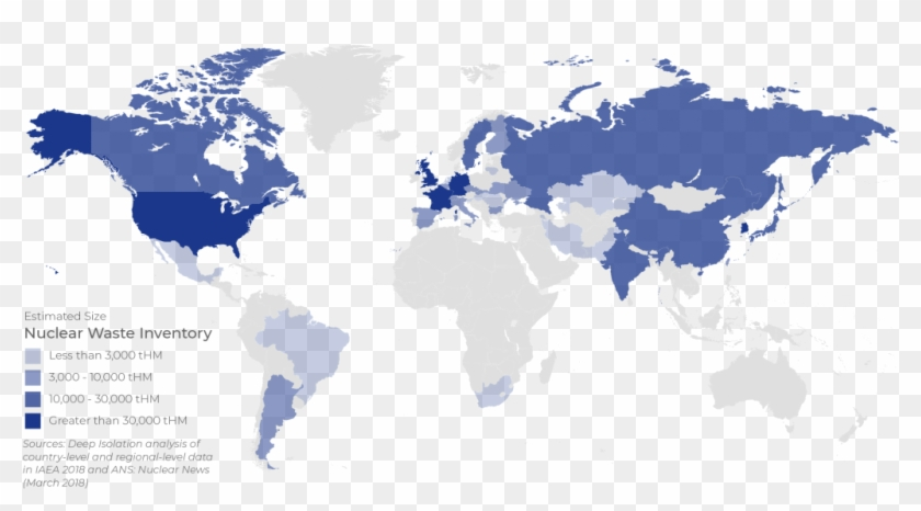 In The Us, 1 In 3 Americans Lives Within 50 Miles Of - World Map Clipart #3665606