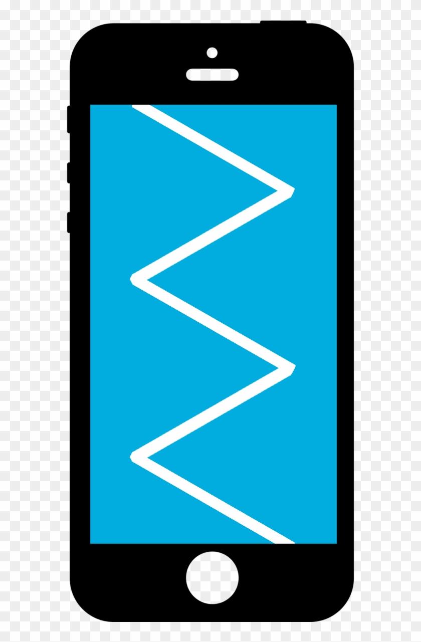 Iphone 7 Plus Screen Repair - Majorelle Blue Clipart #3666729