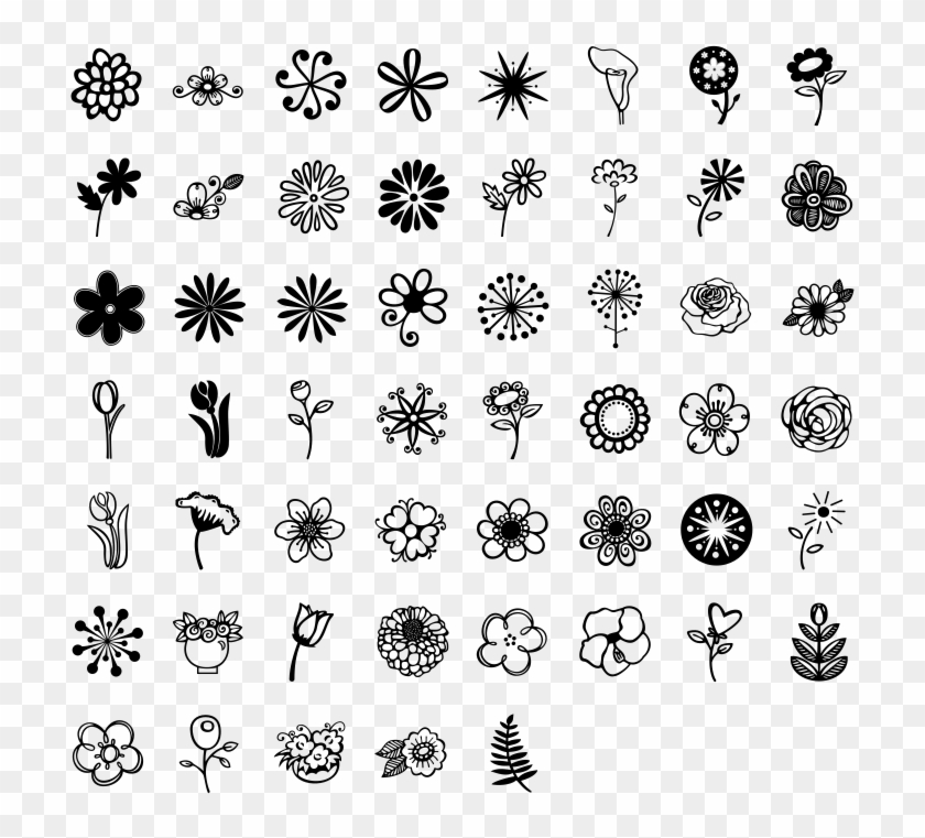 How To Draw Henna Designs Small Drawings Of Flowers Easy Clipart 3667952 Pikpng,Mens Diamond Ring Designs Tanishq