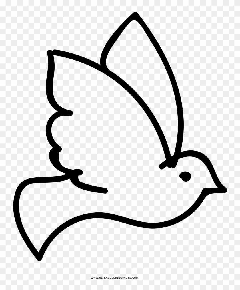 Pombo Desenho Png Clip Art Holy Spirit Dove Transparent