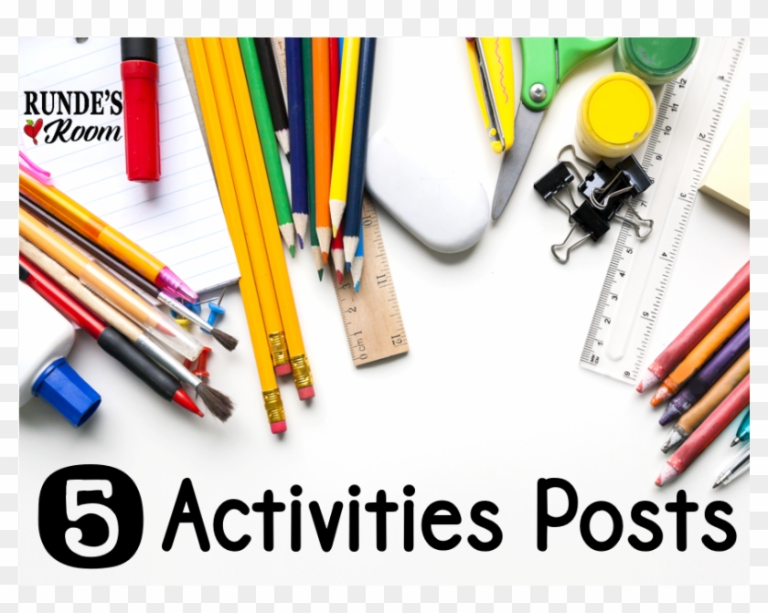5 Activities For Teaching - Graphic Design Clipart #3677869