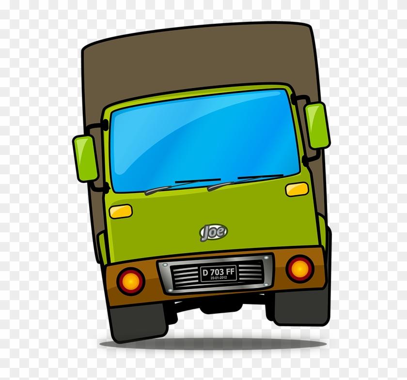 truck vehicle cartoon car transportation transport gambar kartun mobil truk clipart 3678052 pikpng gambar kartun mobil truk clipart