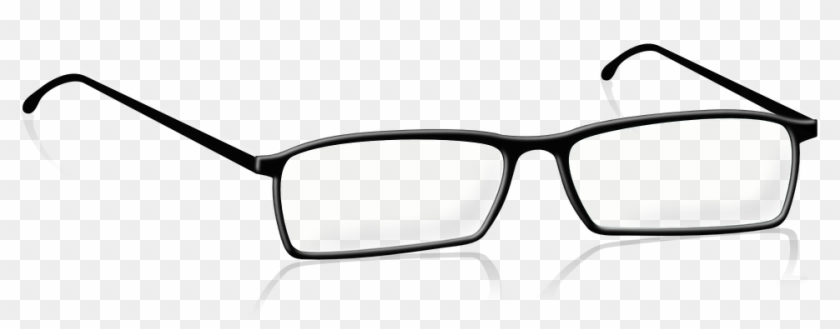 Eyeglass Frame Optical Reading Glasses Sight - Pair Of Glasses Png Clipart #3688557