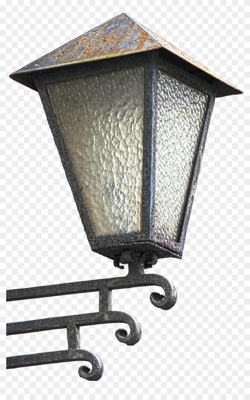 Lamp Lantern Light - Sconce Clipart #3690926