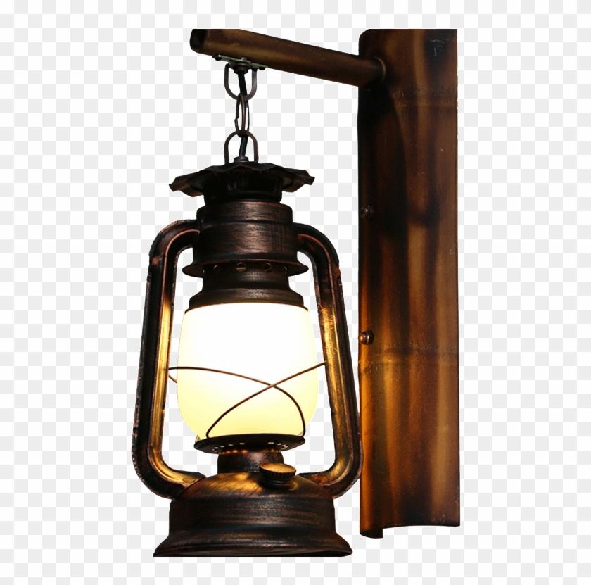 Led Lantern Lights 87cx Led Lantern Led Flame Lamp - Ceiling Fixture Clipart #3690996